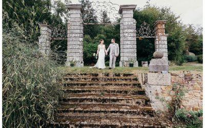 Mariage au château de Couellan