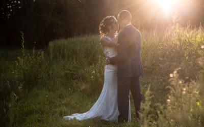 Mariage champêtre au domaine de Kervallon